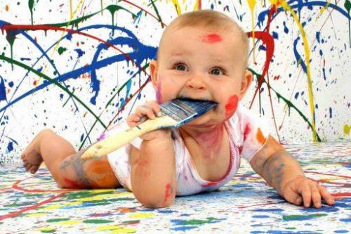 Qualche semplice regola igienica da tenere a mente se si hanno bimbi piccoli