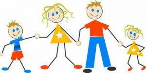 Quali sono i vantaggi nell'avere quattro o più figli?