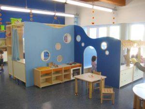 Asilo nido Montessori: principi ed organizzazione